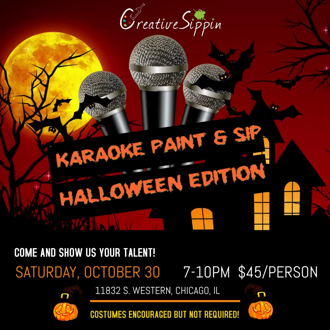 Karaoke – Halloween Edition